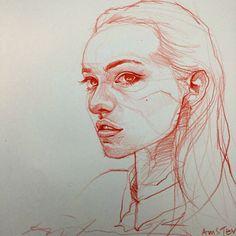 Sketching ❄️❄️❄️