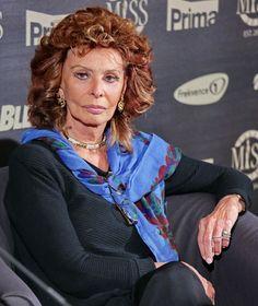 Sophia Loren - 2013