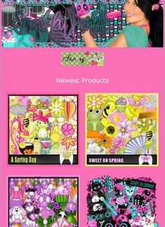 Ad: Check out these Fabulous Scrapkits & BT Freebie from Scraps by Danielle! http://mad.ly/1417b3
