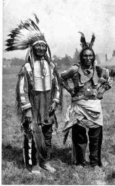 OGLALA MEN , 1911