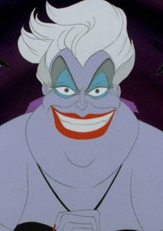 "14 Important Life Lessons Ursula From ""The Little Mermaid"" Taught Us"