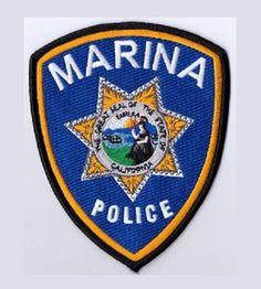 Marina PD Calif