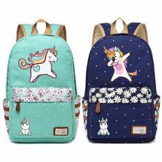 Cosmic Unicorn Backpack With Floral Daisies and Rainbow Aesthetic! Spacious and cute! So Kawaii Babe! 100% FREE Shipping Worldwide. No Taxes. No Shipping Fees. NADA! Tons more Kawaii, Lolita, Harajuku, Fairy-Kei, Larme, Pastel-Goth, Cosplay, Magical Girl, and Japan Fashion Goodies at www.KawaiiBabe.com