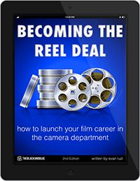 100 More Resources for Cinematographers, Camera Assistants, and Filmmakers | The Black and Blue