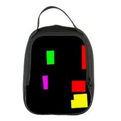 Abracadabra Neoprene Lunch Bag