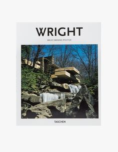 Exploring Wright's aspirations to augment American society through architecture, this book offers a concise introduction to his at once technological and Romantic response to the practical challenges of middle-class Americans. Written by Bruce Brooks Pfei