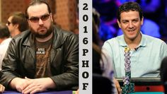 Todd Brunson and Carlos Mortensen – The 2016 Poker Hall of Fame Inductees