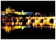 Prague, Czech Republic, Charles Bridge