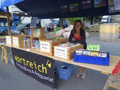 Buchhandlung und Antiquariat Wortreich in Glarus, Glarus 6 Photos, Four Square, Broadway Shows, Company Logo