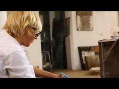 Gabriele Middelmann Malerei - YouTube