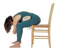 16 best chair yoga poses images  chair yoga chair pose