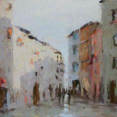 San Gimignano II - Susie Pryor