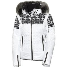 Toni Sailer Daphne Insulated Ski Jacket with Fur (Women's) ($1,099) ❤ liked on Polyvore