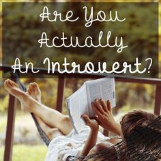 Introvert Quiz - some of the questions are more about shyness than introversion.
