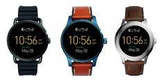 Fossil, tre smartwatch Android Wear nel segno di eleganza e classe  #follower #daynews - http://www.keyforweb.it/fossil-tre-smartwatch-android-wear-nel-segno-di-eleganza-e-classe/