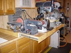 slide out power tools