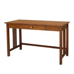 Camden Desk - Chestnut - Threshold™