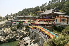 Haedong Yonggungsa Temple on http://busan.for91days.com