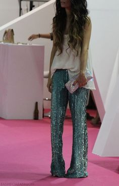those are some pants. #sparkle