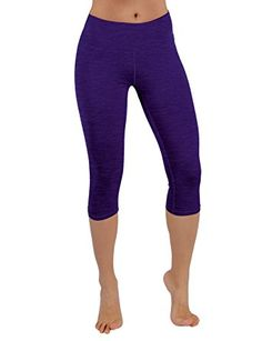 ODODOS Power Flex Yoga Capris Pants Tummy Control Workout Running 4 way Stretch Yoga Capris Leggingss With Hidden Pocket,Black,Large- yoga clothes -- You can get additional details at the image link. (This is an affiliate link) Yoga Capris, Yoga Leggings, Yoga Pants, Capri Leggings, Capri Pants, Workout Leggings With Pockets, Pants For Women, Clothes For Women, Running Pants
