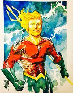 Aquaman - Francis Manapul
