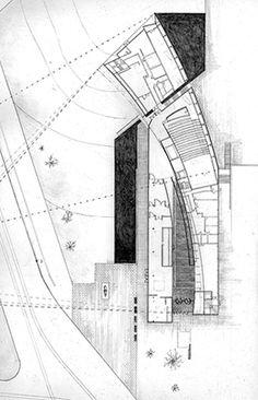 "Laboratorio IV: Steven Holl - Kiasma ""Museum of Contemporary Art"" Helsinki, Finlandia, 1992-1998"