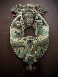 ~ Door Knocker -