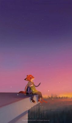 The best friends are the ones you can stay up all night talking with. Nick Wilde, Disney Zootropolis, Arte Disney, Disney Movies, Hurcules Disney, Nick And Judy Comic, Zootopia Fanart, Cute Christmas Wallpaper, Zootopia Nick And Judy