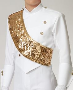 High School Drum Major Uniforms | FJM Marching FJM | Cesario Collection Drum Major
