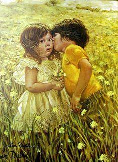 First Kiss /Lee Dubin/