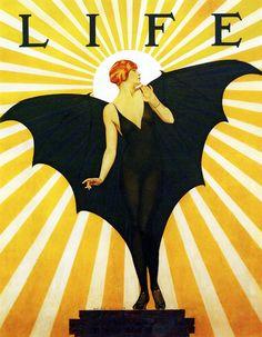vintagegal:  Illustration by Coles Phillips, 1927