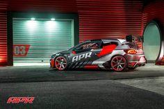 Volkswagen Scirocco GT24 APR Greece