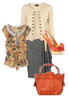 Cute church outfit!