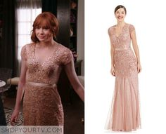 Loved Eliza's #gown on Selfie? Steal her style with our Cap Sleeve #Embellished #gown!