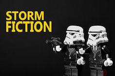 Storm Fiction (Greg 50) Tags: film poster starwars lego stormtroopers pulpfiction stormtrooper stormfiction