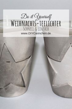 DIY Gips / Beton Teelichthalter Weihnachten ganz einfach selber machen Best Picture For diy birthday balloons For Your Taste You are looking for something, and it is going to tell you exactly what you Centerpiece Christmas, Homemade Christmas Decorations, Homemade Christmas Gifts, Holiday Decor, Diy Birthday Sign, Birthday Candy, Easy Homemade Gifts, Homemade Home Decor, Tea Light Candles