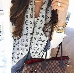 Fashion Trends Louis Vuitton Handbags 2019 For Womens Christmas Gift, Press Picture Link Get It Immediately! Not Long Time For Cheapest. Zapatos Louis Vuitton, Louis Vuitton Handbags, Lv Handbags, Louis Vuitton Neverfull Damier, Vuitton Bag, Fashion Handbags, Designer Scarves, Lightweight Scarf, Bandana