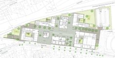 Image 15 of 15 from gallery of Ruhr West University of Applied Sciences / HPP + ASTOC. Site Plan