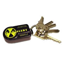 Show product details for NukAlert Personal Radiation Detector