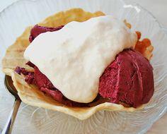Brombeer - Joghurt - Eis (Rezept mit Bild) von julie090476 | Chefkoch.de