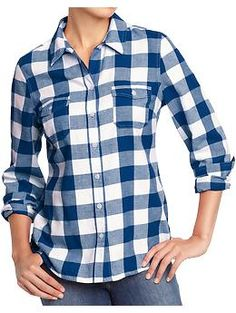 American Eagle Women's Flannel Shirt. Just picked this up for 17 ...