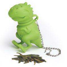 {Tea Rex Tea Infuser} I kind of want this, because ... tea dinosaur.
