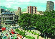 Así era la zona del Arenal y el Arriaga en 1970. ¿Qué te parece?
