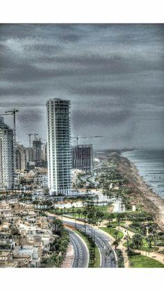 netanya,israel..edited pic with hdr