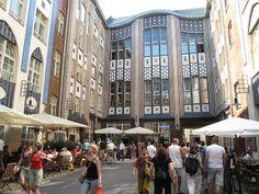 Hackesche Höfe Berlin