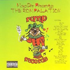 Shop Mac Dre Presents the Rompalation, Vol. 1 [CD] [PA] at Best Buy. Find low everyday prices and buy online for delivery or in-store pick-up. Mac Dre, Best Rap Album, Rap Albums, New Mac, Independent Music, Cd Album, Rap Music, Music Artists, Cool Things To Buy