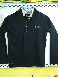 artículo PL90.ads hombre del 1 al 4 tela jersey