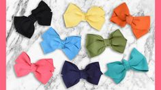 Summer Bows Now On The Website!! Be Sure To Check It Out!! http://ss1.us/a/qq5T8TnW