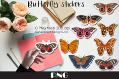 Craft Stickers, Back Art, Scripture Study, Scene Creator, Line Design, Journal Cards, Design Bundles, School Design, Art Journaling