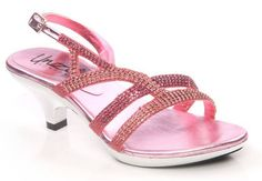 Girls Party Shoes are light weighted and stylish suits best to dress up in pretty outfits to be worn in parties, provides them leverage to be the center of attraction in the parties.